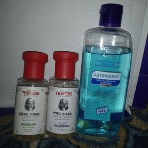 Two Thayers & Equate Toners